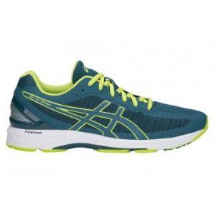 Asics Chaussures Gel-DS Trainer 23 - UK 7 Deep Aqua/Neon Lime
