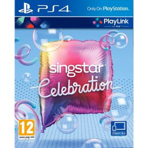 Singstar Celebration sur PS4