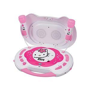 Simba Toys Radio CD / K7 et karaoké Hello Kitty