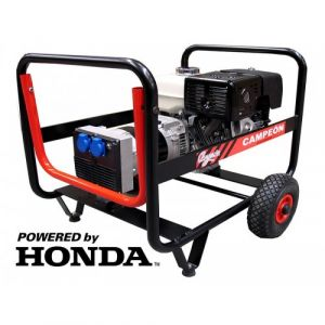 Campeon Groupe électrogène 4 temps moteur Honda 6000 W GH-6500M