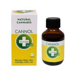 Annabis Huile de graines de chanvre pour douleur chronique Cannol (100ml)