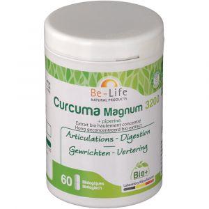 Bio life Curcuma 3200 magnum bio - Pot 60 capsules