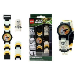 Lego 8020424 - Montre pour enfant Star Wars The Clone Wars Stormtrooper