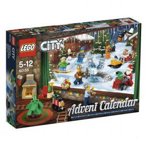 Lego 60155 - Calendrier de l'avent City