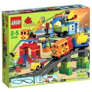 Lego 10508 - Ville : Mon train de luxe