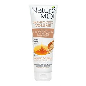 Naturé Moi Shampooing Volume à l'extrait de riz bio & miel bio