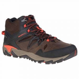 Merrell All Out Blaze 2 Mid Gtx, Chaussures de Randonnée Hautes Homme, Marron (Clay), 41 EU