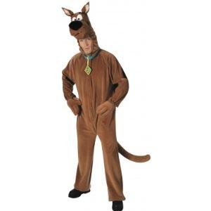 Déguisement de luxe Scooby-doo adulte