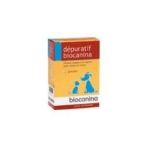 Image de Biocanina Dépuratif - Produit d'apport en soufre pour chiens et chats