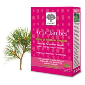 New Nordic Activ Jambes 30 comprimés