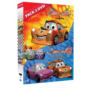 Coffret Little Cars 1 et 2