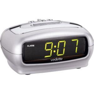 Vedette horlogerie VR30007 - Réveil numérique Led
