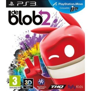 de Blob 2 (PlayStation Move) [PS3]