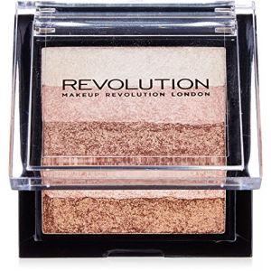 Revolution Beauty London Shimmer Brick Radiant