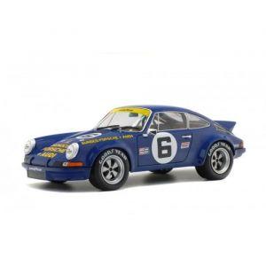 Solido Voiture miniature - Porsche 911 Rsr 24H Of Daytona Sunocco 1973 - Echelle 1/18
