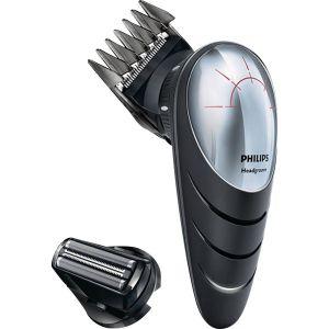 Philips QC5580 - Tondeuse à cheveux Headgroom avec ou sans fil