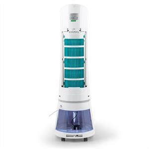 Klarstein Skyscraper Ice - Ventilateur et refroidisseur d'air avec télécommande