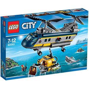 Lego 60093 - City : L'hélicoptère de haute-mer