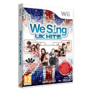We Sing UK Hits [Wii]