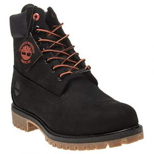 """Timberland Boots 6"""" Premium Boot Noir - Taille 40,45,44 1/2,47 1/2"""