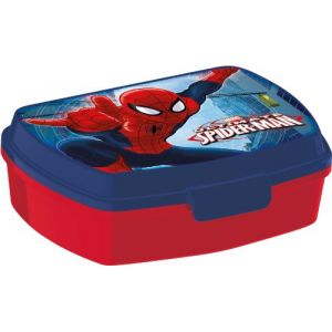 Boite à goûter Spider-man