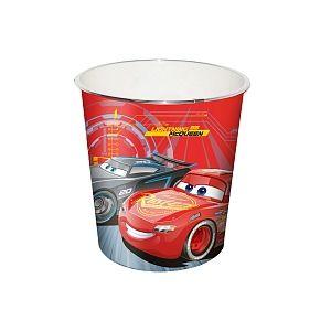 Kids Euroswan Corbeille papier Cars 3