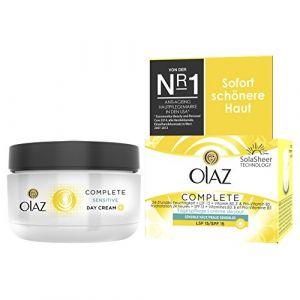 Olaz Complete - Crème de jour hydratation 24 heures SPF15