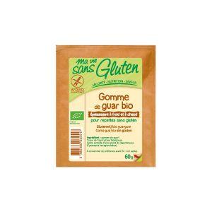 Ma vie sans gluten Gomme de Guar 60g