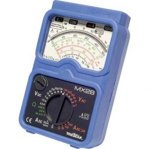 metrix Multimètre analogique MX2B+MN09