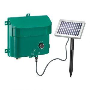 Esotec Kit micro irrigation solaire goutte à goutte x 15