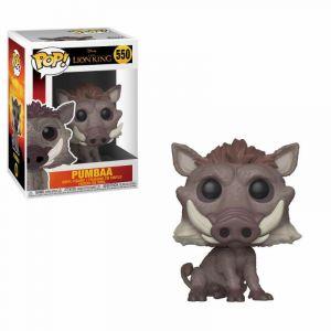 Funko Le Roi Lion (2019) Pop! Disney Vinyl Figurine Pumbaa 9 Cm