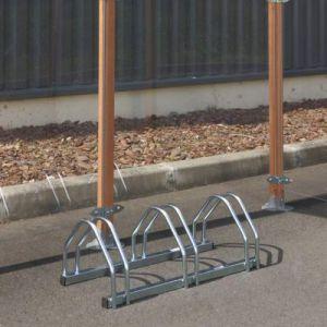 Mottez B135 - Râtelier range 3 vélos