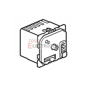 Legrand Thermostat d'ambiance fil pilote 230V 067410