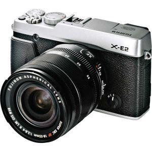 Fujifilm X-E2 (avec objectif 18-55mm)