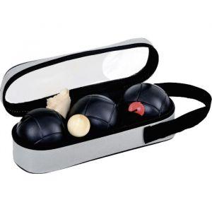 Absis SA K-Ro Space - 3 boules de pétanque + sacoche