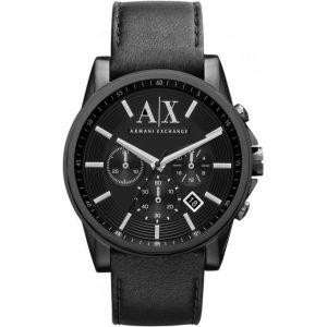 Giorgio Armani AX2098 - Montre pour homme Quartz Chronographe