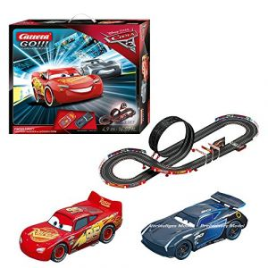 Carrera Toys Circuit Disney/Pixar Cars 3 Finish First