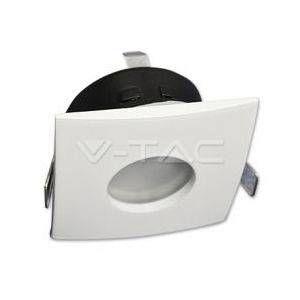 Image de V-TAC Collerette carré blanche étanche -