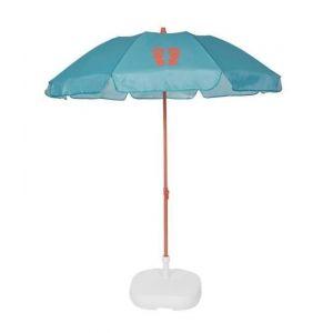 Parasol de plage UPF50+ tong orange FOLD