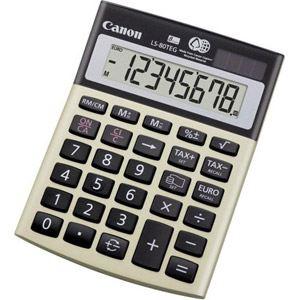 Canon LS-80TEG - Calculatrice de bureau écologique