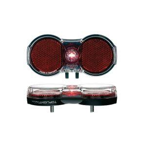 Busch & Müller Toplight Flat Plus Éclairage arrière LED Noir