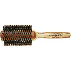 Olivia garden Brosse ronde Healthy Hair en bambou et poils de sanglier 40mm
