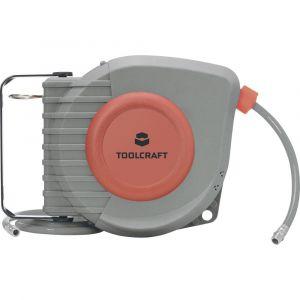 Toolcraft Enrouleur de tuyau pneumatique 1499511 28 bar 9 m