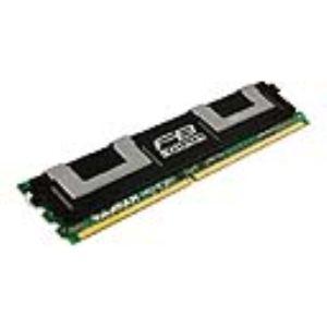 Kingston KVR667D2D4F5/4G - Barrette mémoire ValueRAM 4 Go DDR2 667 MHz CL5 240 broches