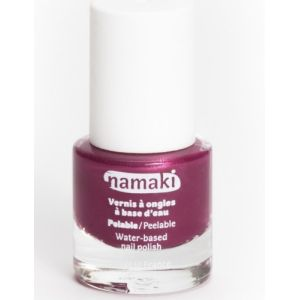 Namaki Vernis à ongles pelable à base d'eau Framboise 03