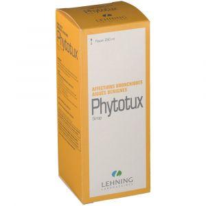 Lehning Phytotux - 250 ml Sirop