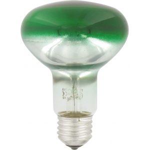 General Electric Réflecteur E27 couleur - Vert - Puissance restituée 60 W - Vendu par 1