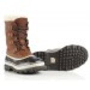 Sorel Botte de neige Caribou Wool coloris brun pointure 11,5/44.5