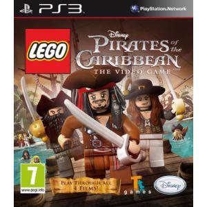 LEGO Pirates des Caraïbes : Le Jeu Vidéo [PS3]