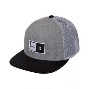 Nike Casquette Hurley Natural pour Homme - Gris - Taille Einheitsgröße - Homme